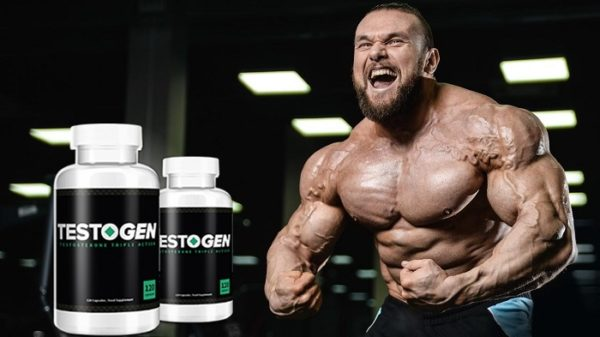 TestoGen- Testosterone Booster