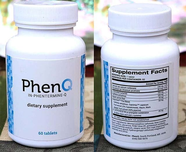 PhenQ brand new bottles