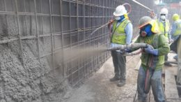 7 Fundamental Benefits of Using Shotcrete Concrete Pump