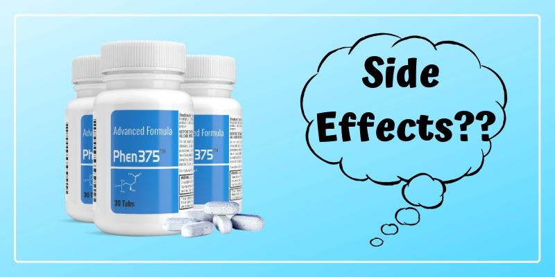 Phen375 Side Effect