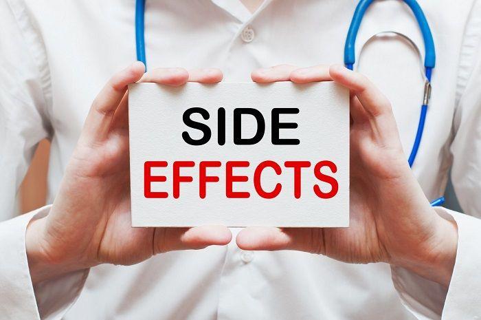 Adverse side effects