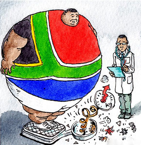 Weight loss South Africa