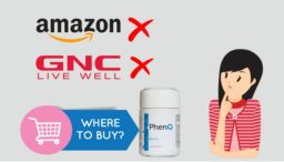 PhenQ Weight Loss Pills | Where To Buy? Amazon, GNC or Officials