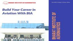 Build Your Career in Aviation- Join Bharat Institute of Aeronautics