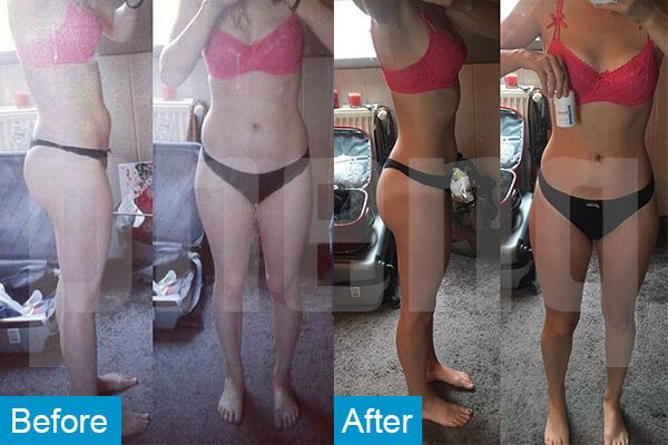 PhenQ Testimonials: Before and After Pictures