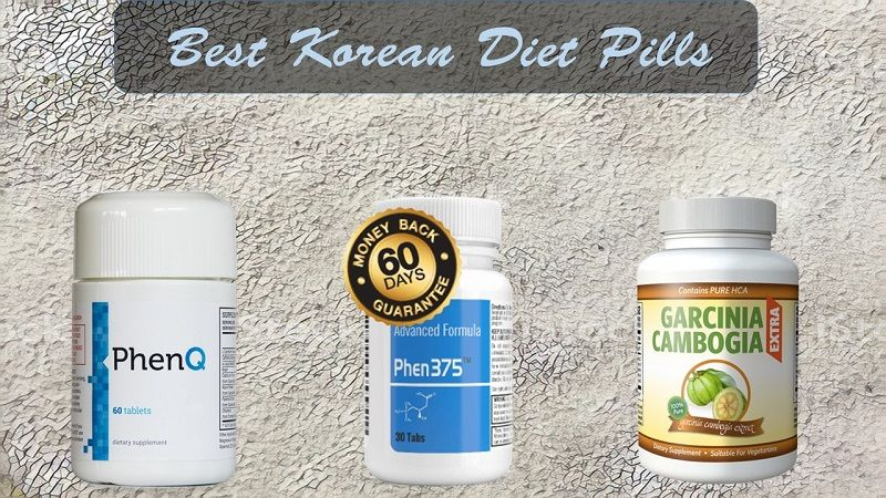 Best Korean Diet pills