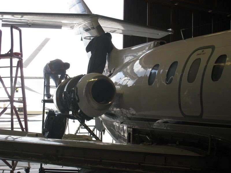 Health & Safety Issues in Aircraft Maintenance Engineering