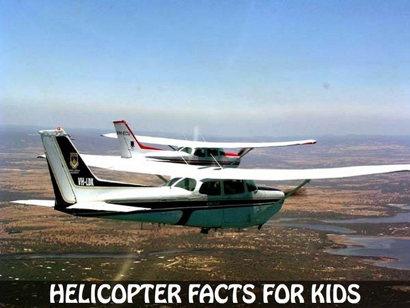 Inspire Your Kids to Be an AME with These Amazing Helicopter Facts