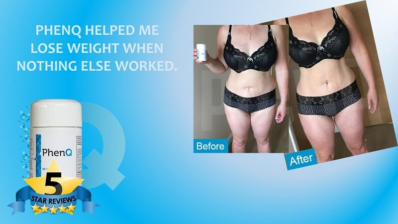 PhenQ Reviews: Before and After Pictures ǀ Uncovered Facts Revealed