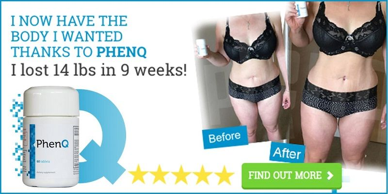 PhenQ Before and After Pictures: Diet Pill That Burn Fat