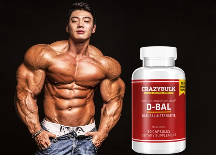 D-Bal Bodybuilding Supplement