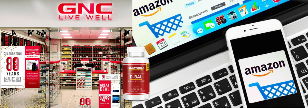 Where to Buy D-Bal: Amazon, GNC or Walmart ǀ Is It Worth to Buy?