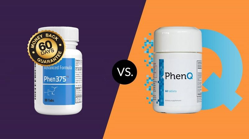 Phen375 Vs PhenQ: Which Is the Best Diet Supplement for Weight Loss?