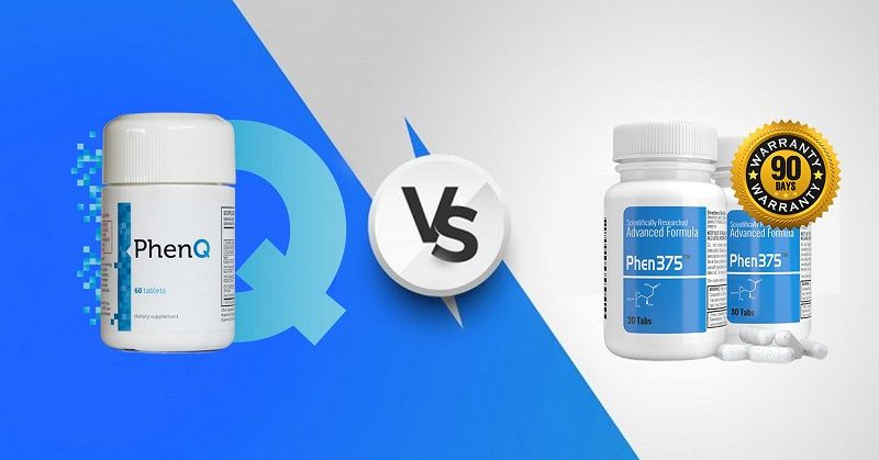 PhenQ vs Phen375 | Which Fat Burner is Safe and Effective?
