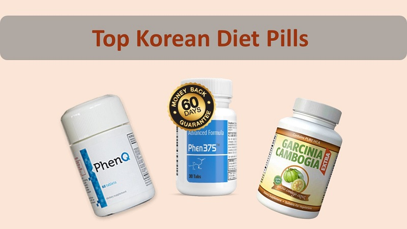 Top Korean Diet Pills