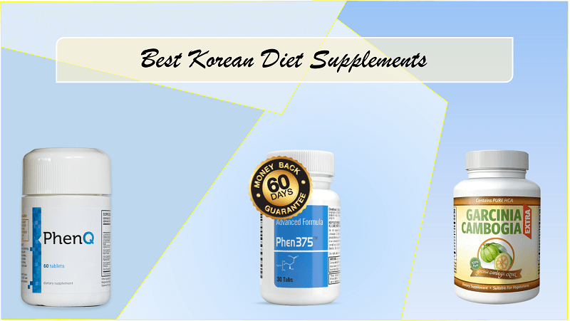 Best Korean Diet Pills | Weight Loss Pills That Burns Fat Faster 2019
