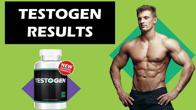 TestoGen Before and After Pictures ǀ Does It Really Boost T-Level?