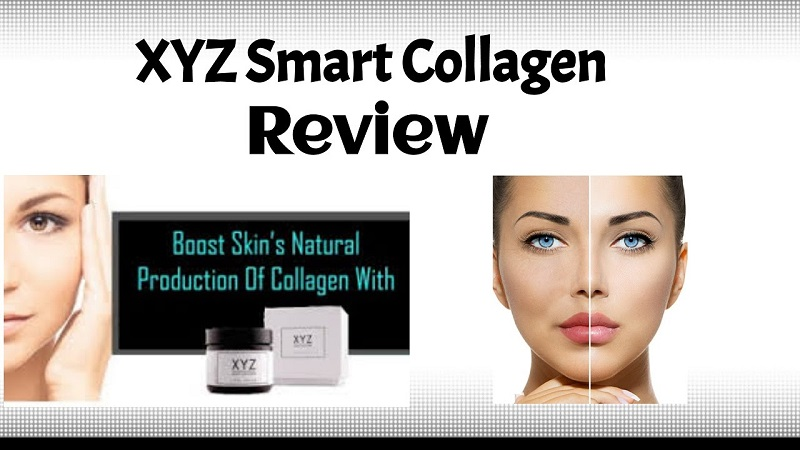 XYZ Smart Collagen Reviews ǀ The Collagen Cream That Stops the Clock