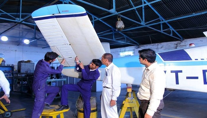 What Is Aircraft Maintenance Engineering Course, Criteria & Duration