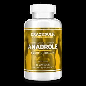 Crazybulk Anadrol
