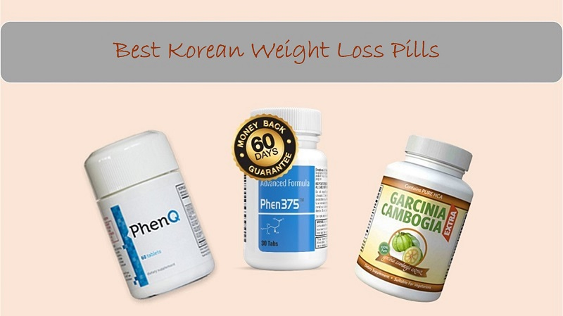 Best Korean Weight Loss Pills