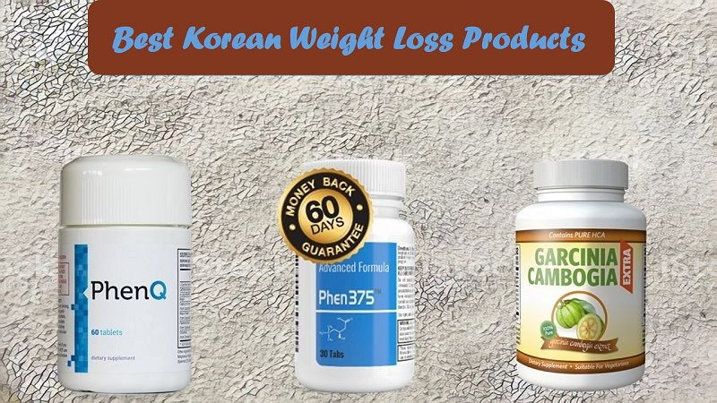 Best Korean Weight Loss Products