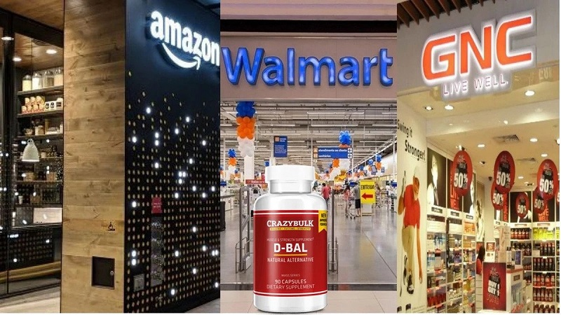 Where to Buy Crazy Bulk D-Bal : Amazon, eBay, GNC or Walmart?