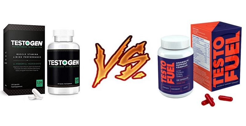 TestoGen vs TestoFuel: The Best (2019 Updated) Testosterone Booster