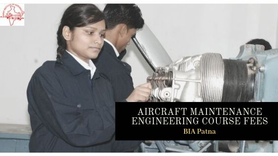 Aircraft maintenance engineering course fees