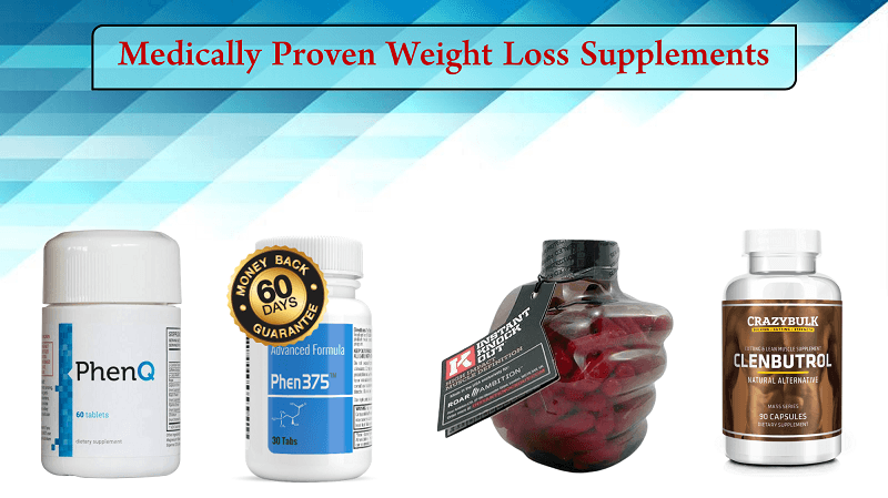 Popular Medically Proven Weight Loss Supplements for Women