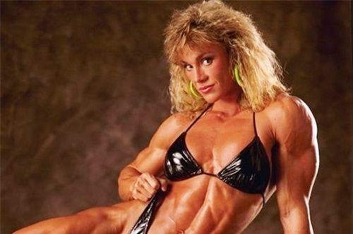 Corinna Celebrity Bodybuilder