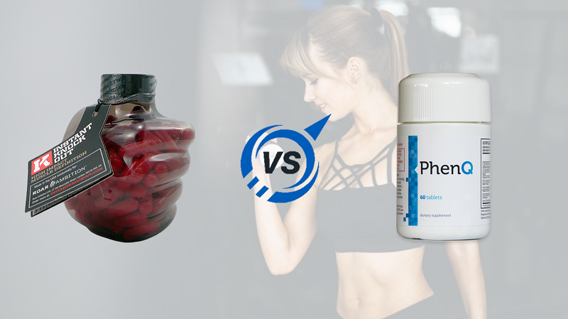 Instant Knockout Vs PhenQ | Which Fat Burner Is Right for You