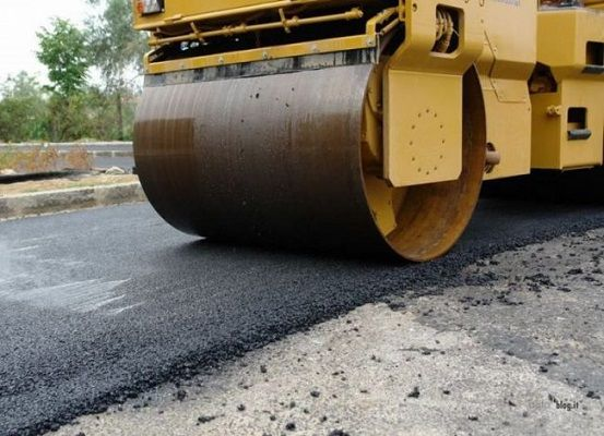 Asphalt Driveway Surface
