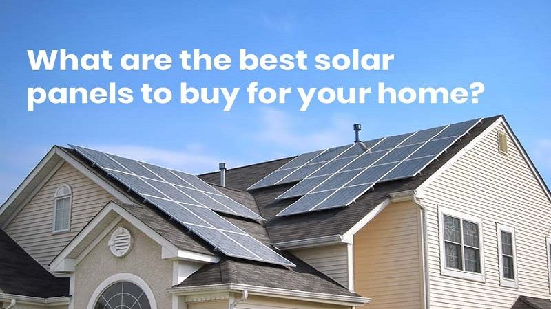 Best Solar Panels for Home In NSW | FREE Quote
