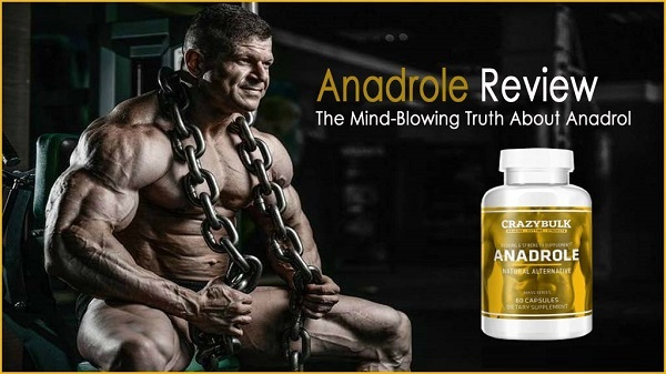 Anadrole Performance Booster