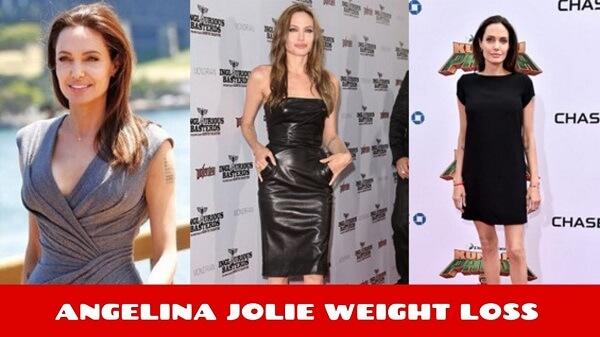 angelina jolie weight loss