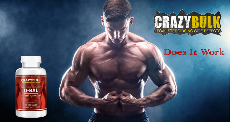 Crazy Bulk D-Bal Reviews ǀ #1 Steroids to Provide Shocking Results