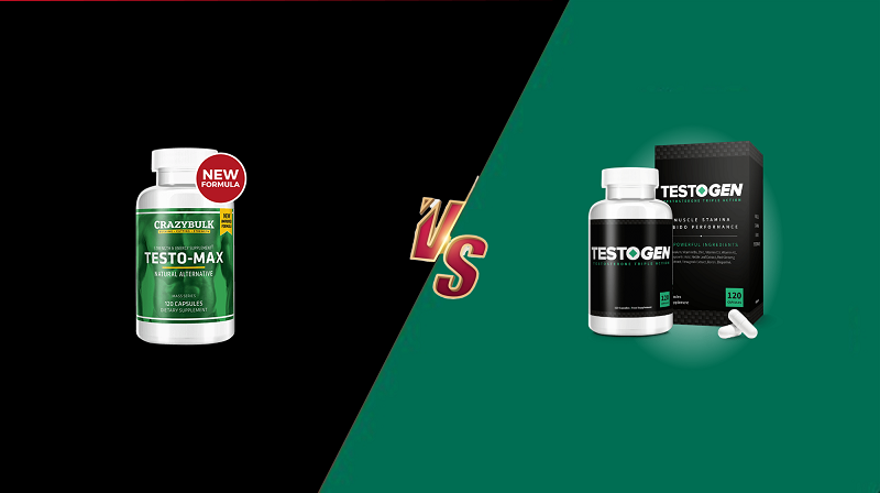 TestoMax VS TestoGen: Which Wins the Battle of Best T-Booster