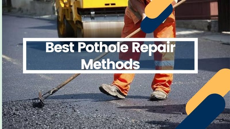 Best Pothole Repair Methods Toronto [Get Your Driveway Fixed]