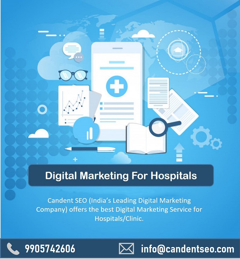 Digital Marketing for Hospitals/Clinics |  Hospital Marketing Strategies
