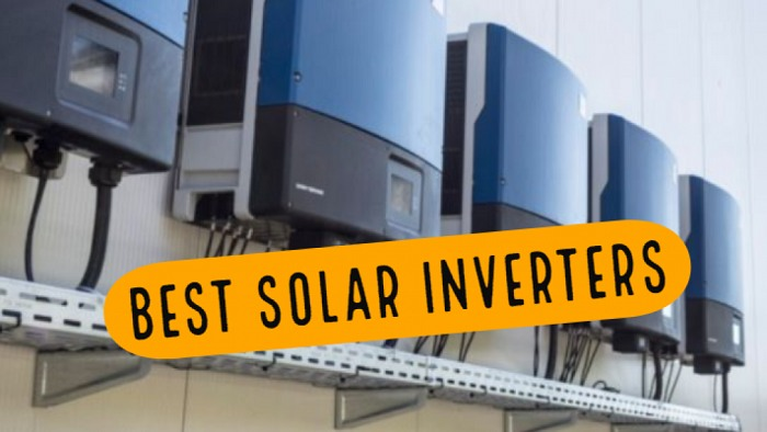 Pick the Best Solar Inverters for Home and Business Use