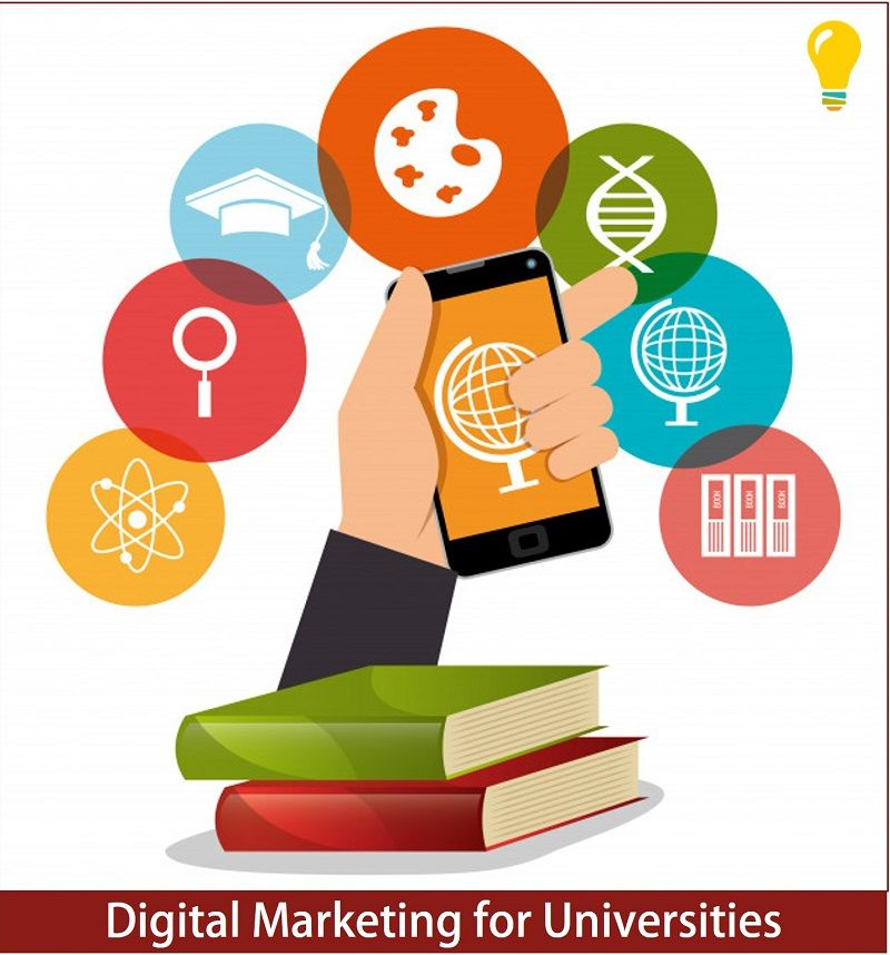 Digital marketing for Universities| Best Way for Marketing a University