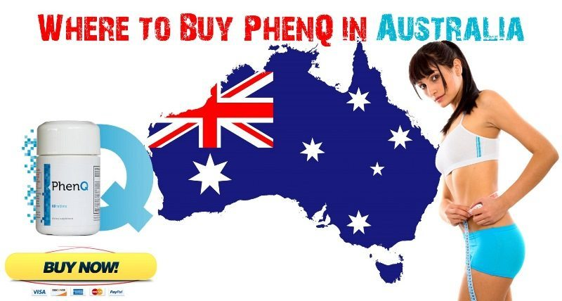 Where to Buy PhenQ in Australia