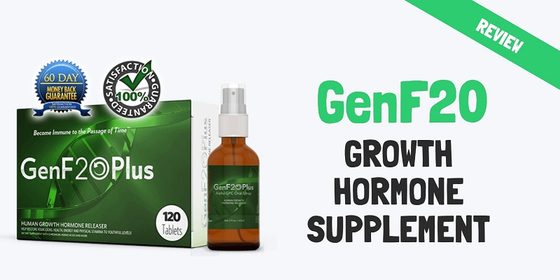 GenF20 Plus Reviews Bodybuilding | Promising Natural HGH Releaser