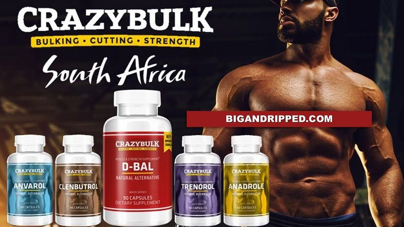 Crazy Bulk DBal South Africa | Legal Steroids Alternatives & Stacks