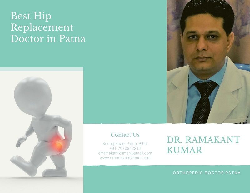 Hip Replacement Doctor in Patna