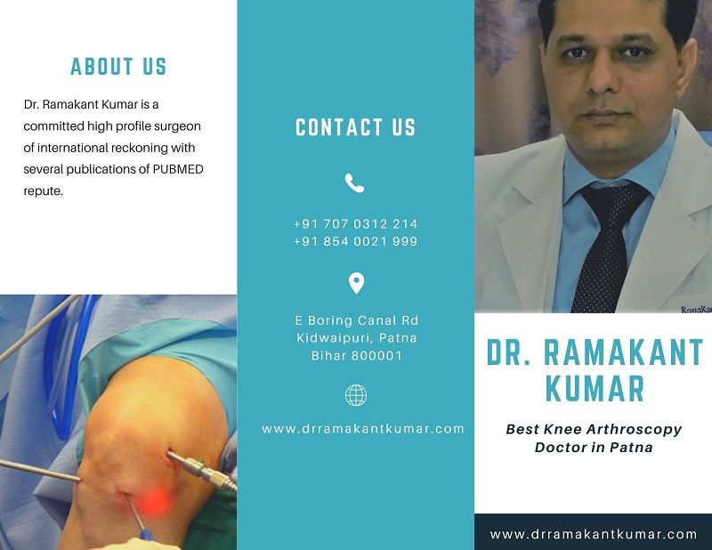 Dr. Ramakant Kumar – Top Arthroscopic Surgeon Doctor in Patna
