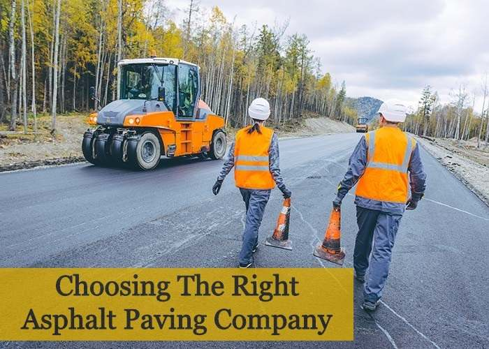 Important Factors to Choose the Right Asphalt Paving Company