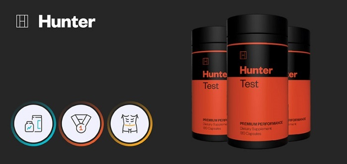 Hunter Test testosterone booster reviews