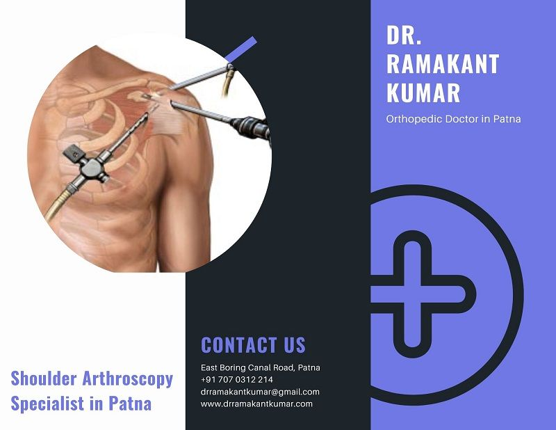 Shoulder Arthroscopy Specialist in Patna | Shoulder Surgeon in Patna